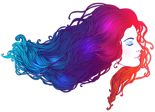 лунный календарь окрашивания волос апрель 2019