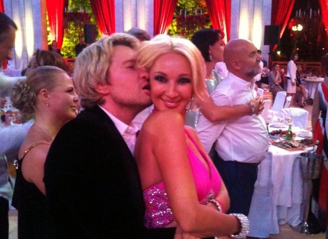 Басков и Кудрявцева