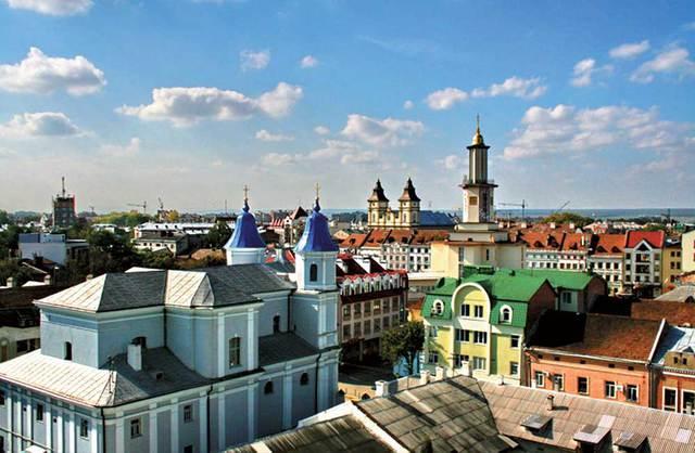 День города Ивано-Франковск