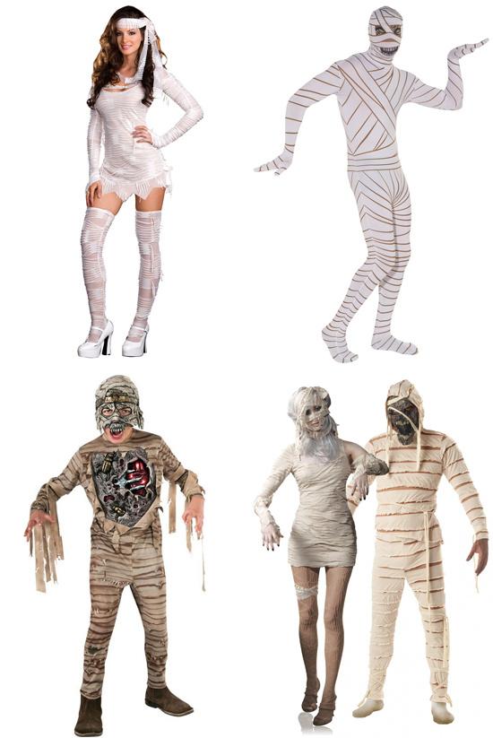 Костюм на хэллоуин своими руками с картинками
