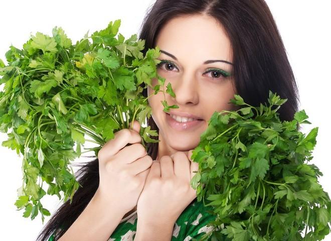 Почки любят продукты, богатые витамином А