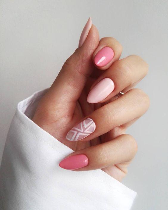 Самая модная форма ногтей 2018
