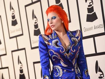 Леди Гага на Grammy 2016
