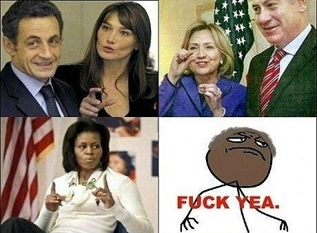Госпоже Обаме повезло