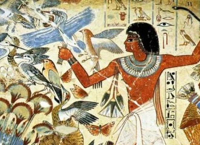 Лекція «Давній Єгипет»