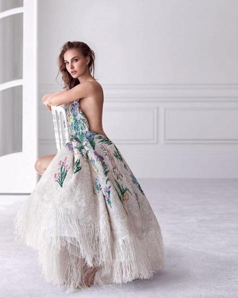 Натали Портман для Dior