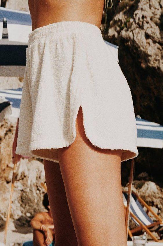 Махровая одежда на лето — тренд сезона