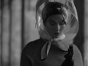 Карлі Клосс для Vogue Italia