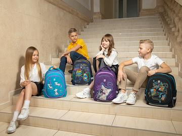 Как выбрать детский рюкзак?
