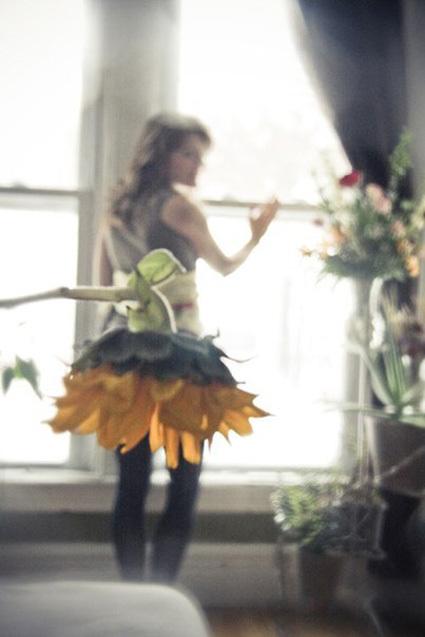 Девушки - цветы жизни