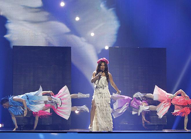 Второй полуфинал Евровидения-2012