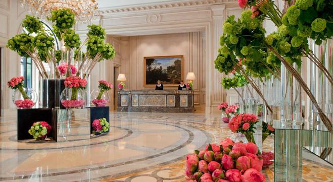 День святого Валентина: ТОП-8 самых романтичных отелей мира