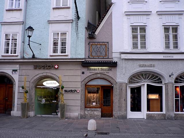 5 найбільш маленьких будиночків у світі: Будинок в Зальцбурзі