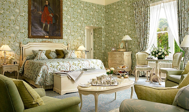 Самые лучшие места для медового месяца: Королевский дворец, Ирландя