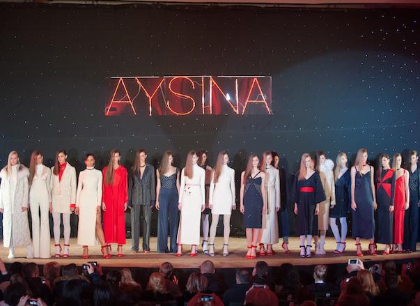 UFW AW 16/17: AYSINA