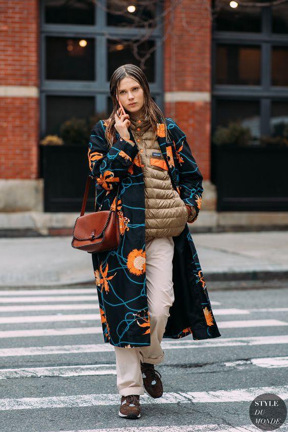 Модные пальто осень-зима: идеи для повседневных нарядов