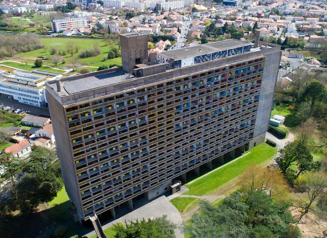 Ле Корбюзье: чем интересен самый необычный жилой комплекс Марселя