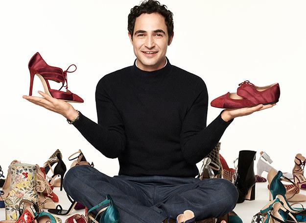 Первый пошел:  Зак Позен представил дебютную коллекцию обуви