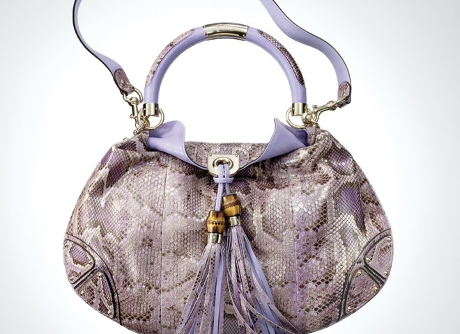 Gucci создает сумки за $30 тыс.