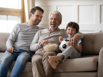 Фильмы ко дню отца