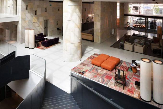Отель Mamilla