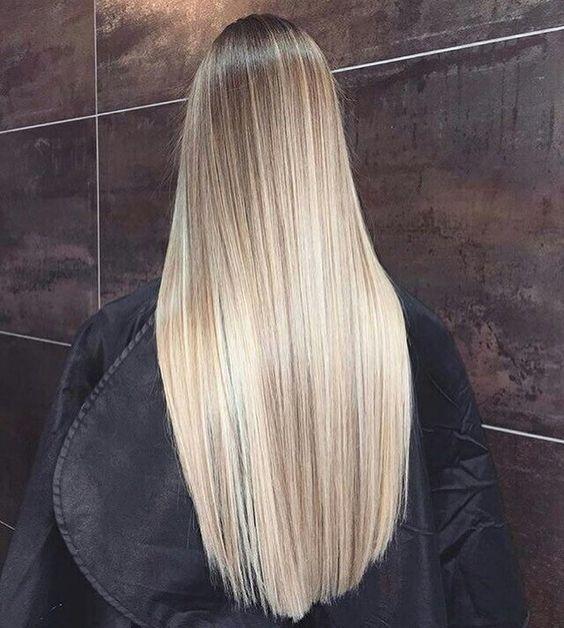 Наращенные волосы как ухаживать