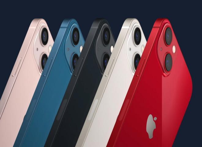 Фишки iPhone 13 и сравнение с iPhone 12