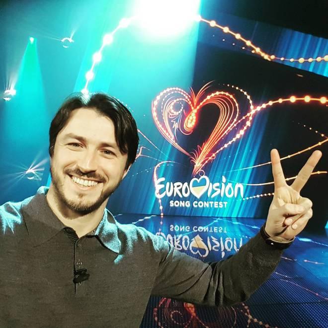 Сергій Лазарєв (instagram)