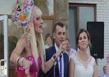 Звездное шоу пародиста Димы Черникова на свадьбе- Оля Полякова
