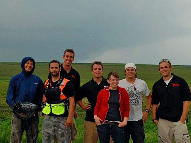 Экстремальный туризм: в погоне за природными катаклизмами - Торнадо-туры