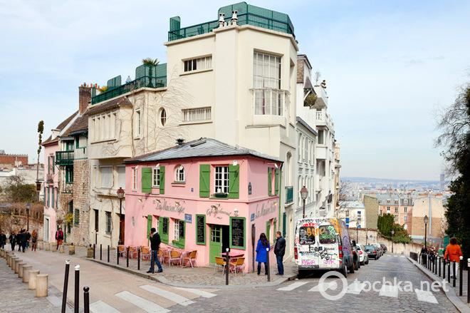 Люди мистецтва обирають Монмартр: найвідоміший район Франції
