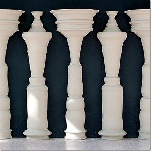 Оптическая иллюзия! Присмотритесь