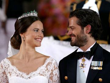 Принц Карл и принцесса София
