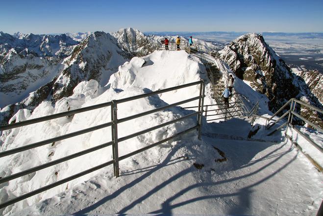 Зимний отдых 2017: катаемся на лыжах в Словакии