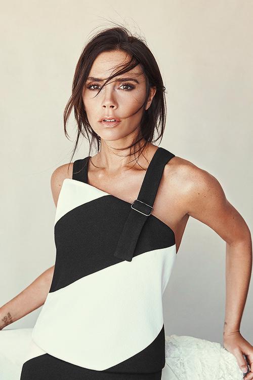 Вікторія Бекхем для Vogue Australia
