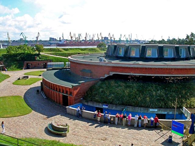 Достопримечательности Литвы: Копгалисская крепость