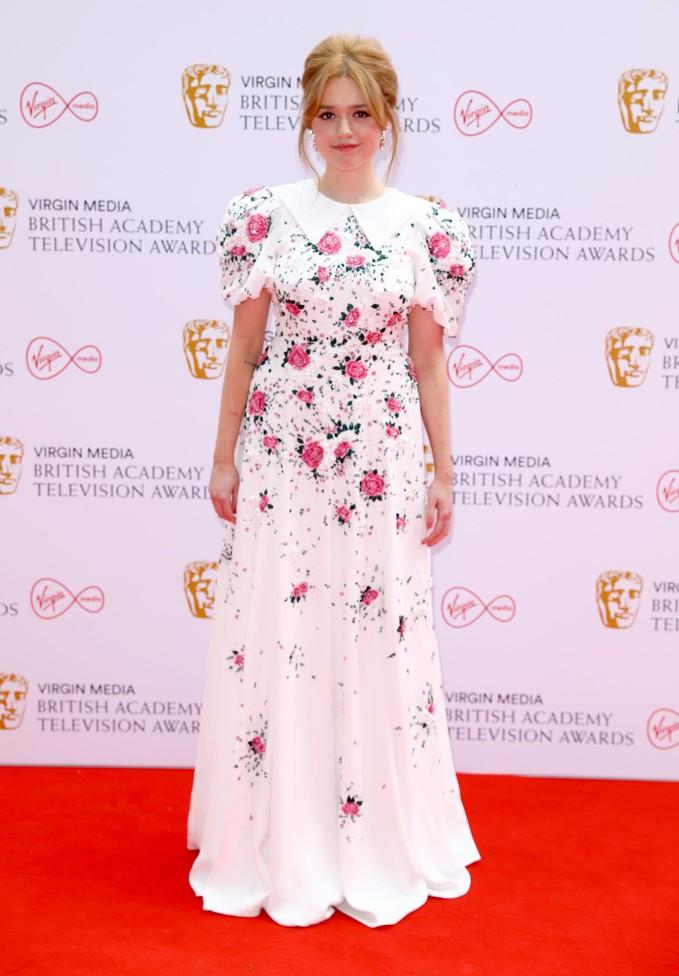 Вуд Эйми Лу на BAFTA TV Awards 2021