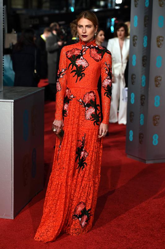 BAFTA Awards 2016: лучшие образы