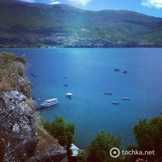 Македонія, Охрідське озеро