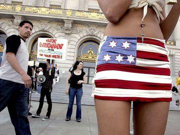 Самые нелепые законы о сексе в Америке