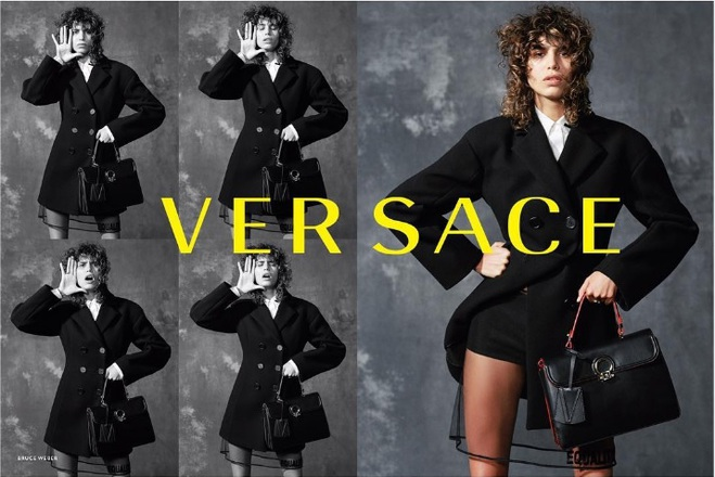 Джижи Хадід для Versace