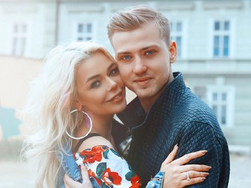 Алина Гросу развелась с мужем