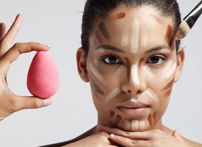 Основа під макіяж: тонтурінг - полегшений варіант контурінга