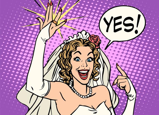 10 шкідливих порад, як змусити чоловіка одружитися