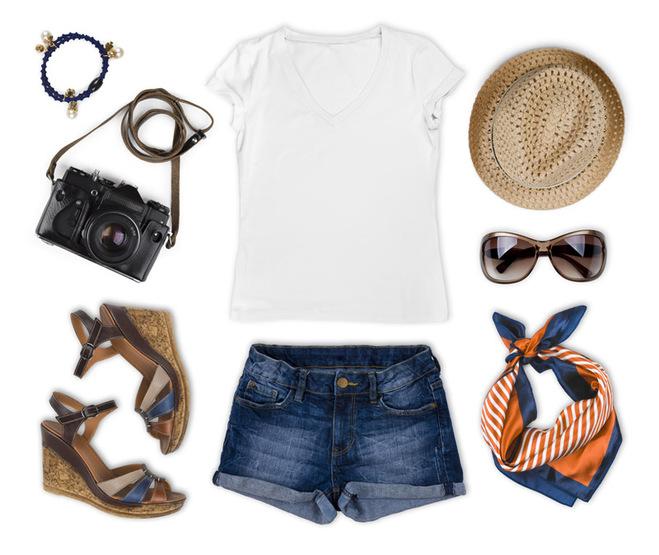 Как одеваться в путешествии
