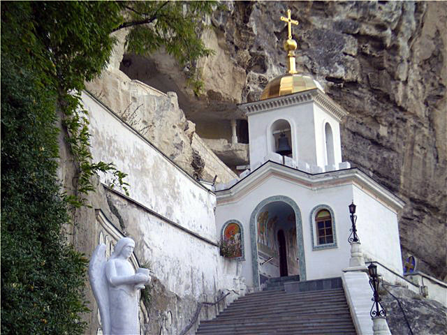 Свято-Успенський монастир