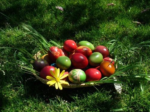Шановні колеги!  Щиро вітаємо вас зі Святом Великодня!