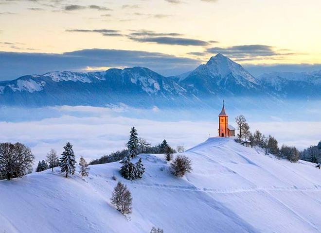 Новий рік 2016: 10 найкрасивіших міст в зимовий час