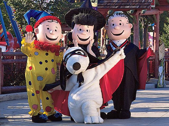 Осенние каникулы: совмещаем приятное с полезным Worlds of Fun, (США, Миссури, Канзас-Сити)