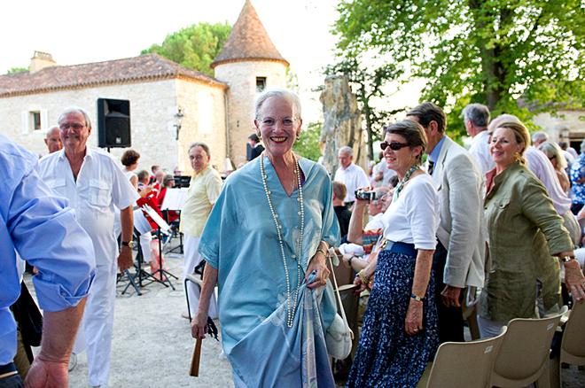 Где можно встретиться взглядом с монархом: королева Маргарет II – Дания